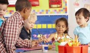 english kindergarten